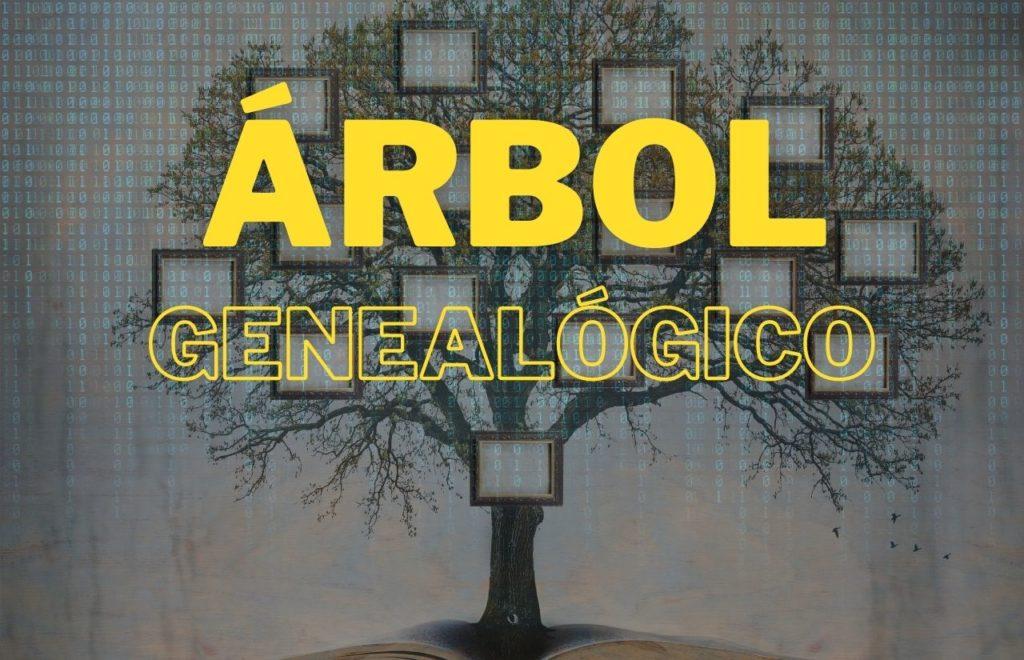 árbol genealógico codigo secreto